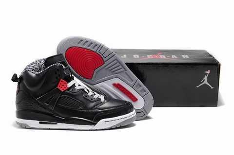 Femme Noire chaussure Grise Nike Et basket Jordan oedxCB