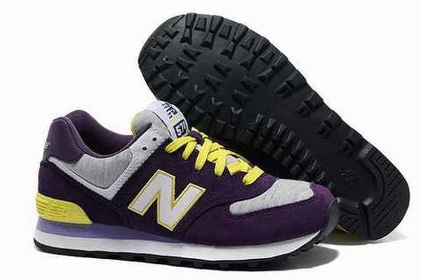 chaussure new balance taille petit